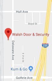 Walsh Door & Security Des Moines, Iowa Office