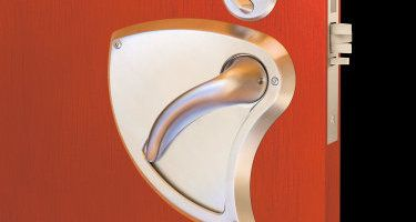 Anti-ligature Door Hardware