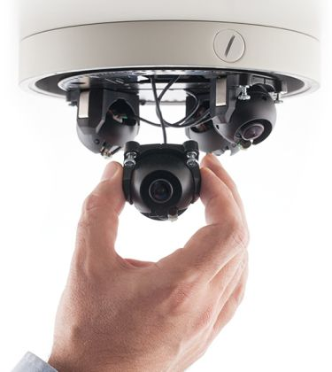 Arecont Omni Track Dome Camera
