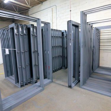 Hollow Metal Frame Fabrication for the Midwest