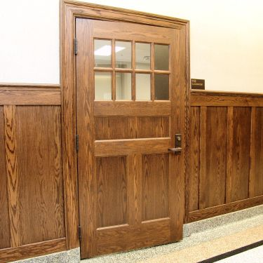 Eggers Stile & Rail Doors for the Midwest